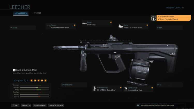 Call of Duty Warzone-AUG
