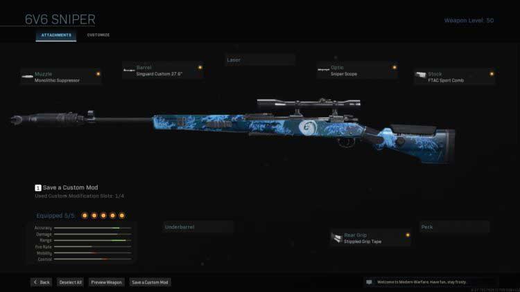 Call of Duty Warzone-KAR98K