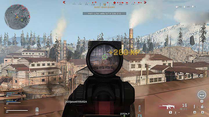 При стрельбе по врагу в Call of Duty Warzone вы не увидите на экране никаких цифр, показывающих количество нанесенного урона, что может быть немного запутанным - Warzone: Основы игрового процесса - Основы - Руководство по Warzone