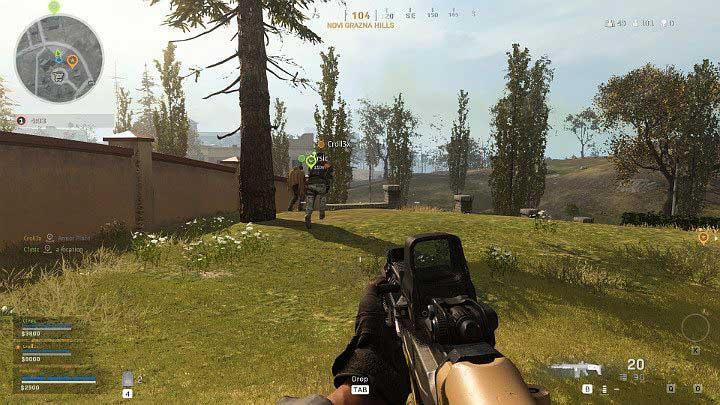 В Call of Duty Warzone вы должны научиться работать в команде - Warzone: основы игрового процесса - Основы - Руководство по Warzone