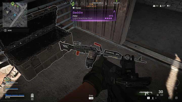 У PKM очень большая емкость магазина, хорошая скорость и точность - Warzone: список уровней оружия - Основы - Руководство по Warzone