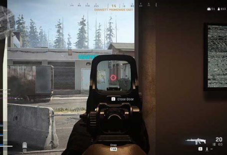 Выбор правильной позиции для стрельбы крайне важен - Warzone: Основы геймплея - Основы - Руководство по Warzone