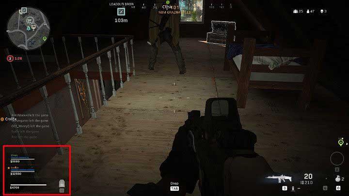Каждый персонаж в Call of Duty Warzone начинает матч со 100 очками здоровья - Warzone: Основы игрового процесса - Основы - Руководство по Warzone