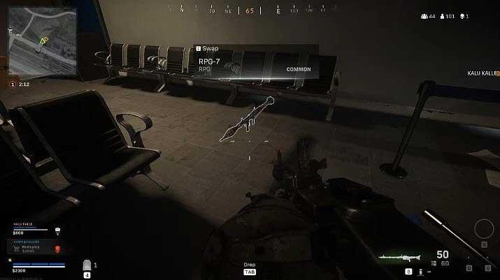 С положительной стороны, конечно, вы можете сосчитать большой взрыв, вызванный ракетой, выпущенной из RPG-7 - Warzone: список уровней оружия - Основы - Руководство по Warzone