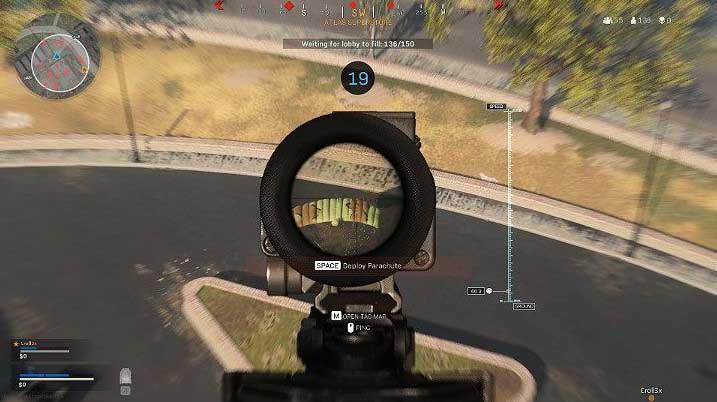 В Call of Duty Warzone вы можете использовать оружие, когда спускаетесь, но только когда вы скользите - Warzone: Лучшие места для приземления - Основы - Руководство по Warzone