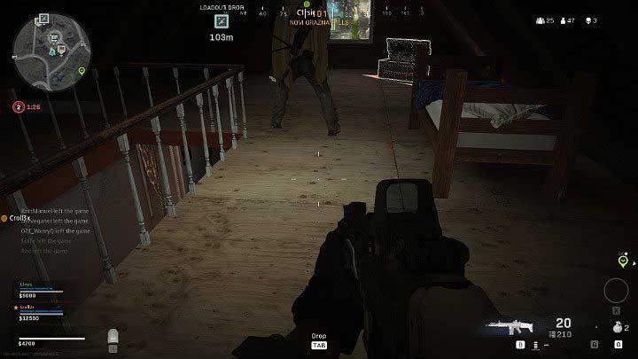 Интерфейс в Call of Duty Warzone очень прост для чтения и не должен вызывать проблем даже у начинающего игрока - Warzone: основы игрового процесса - Основы - Руководство по Warzone