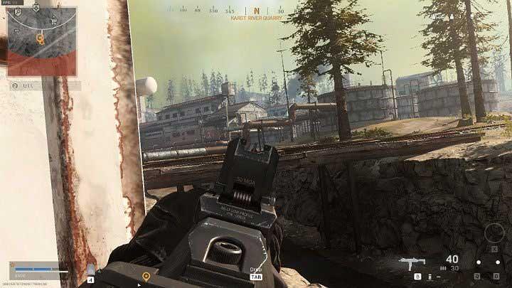 Используя эту технику, вы также можете стрелять из-за угла, не подвергая себя слишком сильной атаке противника - Warzone Guide