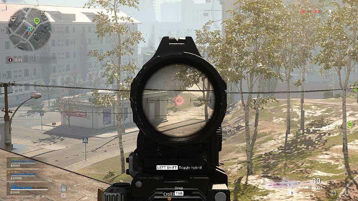 Каждое оружие, доступное в Call of Duty Warzone, имеет дополнительный прицел, который сильно влияет на его точность - Warzone: Основы игрового процесса - Основы - Руководство по Warzone