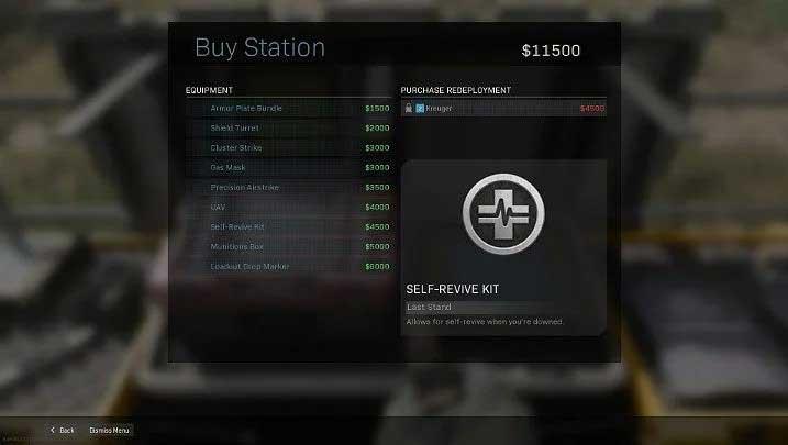 Интересно, что Call of Duty Warzone позволяет игрокам покупать предметы в специально отведенных местах (покупать станции) - Warzone Guide