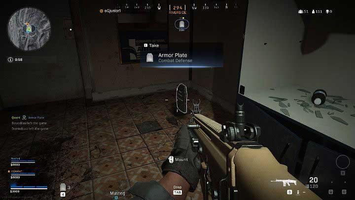 В Call of Duty Warzone вы можете найти пластины брони в случайных местах на карте - Warzone: Основы игрового процесса - Основы - Руководство по Warzone