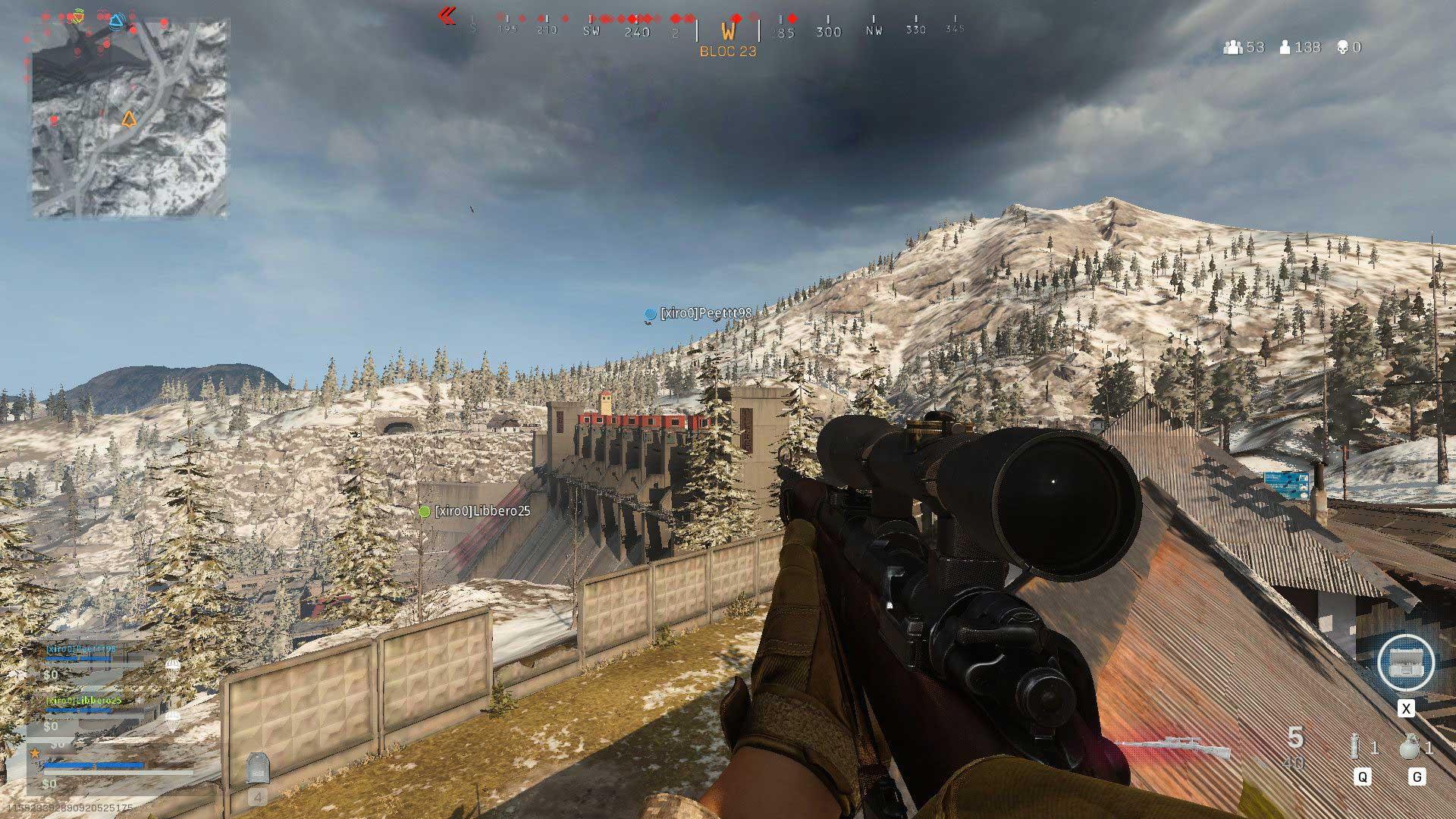 Прямой выстрел в голову с помощью Kar98k смертелен - Warzone: список уровней оружия - Основы - Руководство по Warzone
