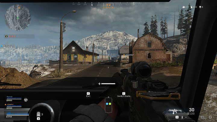 Перемещение по Верданску может помочь вам быть более эффективным в CoD Warzone - Warzone: Основы игрового процесса - Основы - Руководство по Warzone