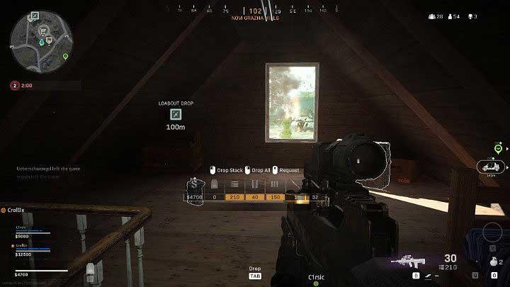 Во время матча в Call of Duty Warzone вы найдете целую кучу различного оружия, гранат и боеприпасов - Warzone: основы игрового процесса - Основы - Руководство по Warzone