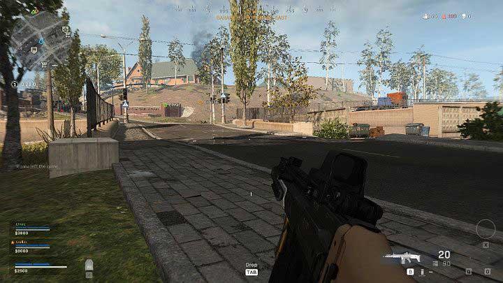 Постоянное движение - очень важный аспект CoD Warzone - Warzone: основы игрового процесса - Основы - Руководство по Warzone