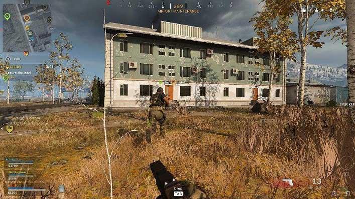Перемещаясь по карте Верданска в Call of Duty Warzone, старайтесь двигаться вместе