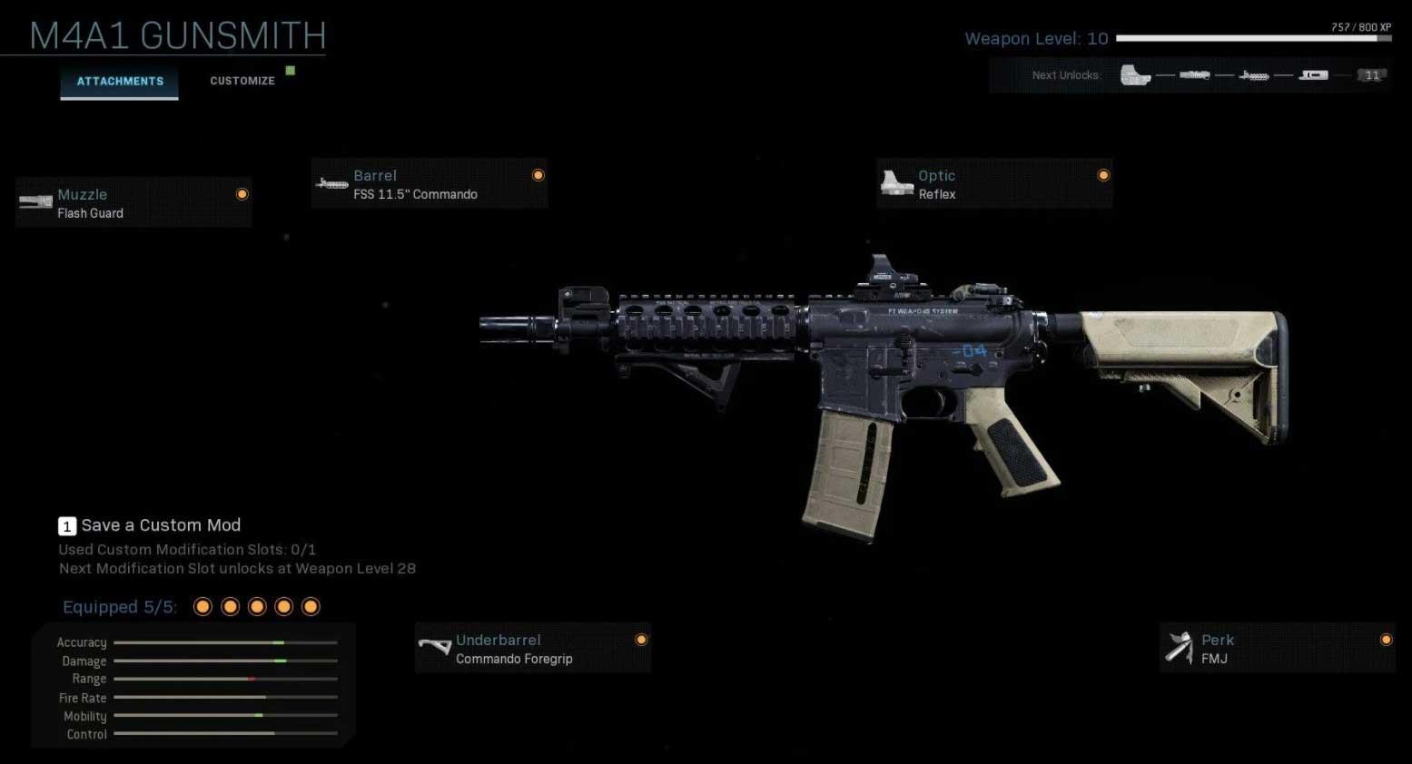 Чтобы разблокировать все предметы, доступные в Call of Duty Warzone, вам понадобится много очков опыта