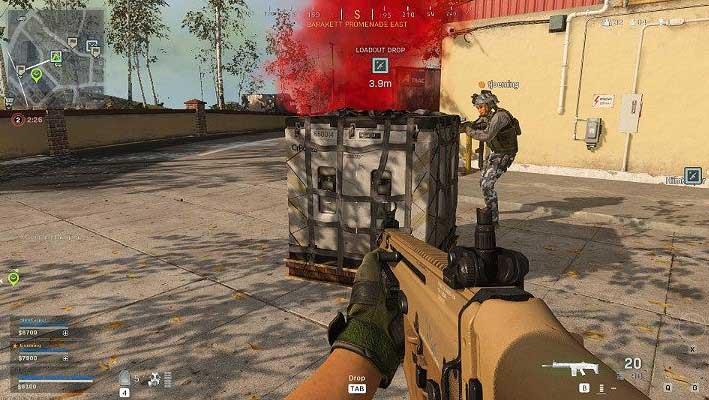 Последний способ получить оружие с дополнительными гаджетами - собрать его из тела упавшего врага