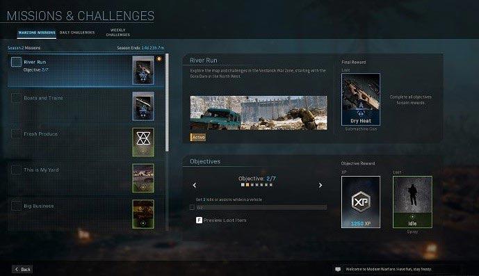 Некоторые миссии легко выполнить и их можно выполнить во время обычного матча на карте Верданска