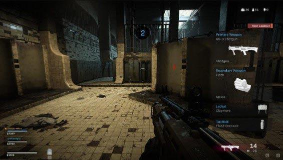 Выбор оружия в ГУЛАГе совершенно случайный - вы можете получить дробовики, пистолеты или винтовки