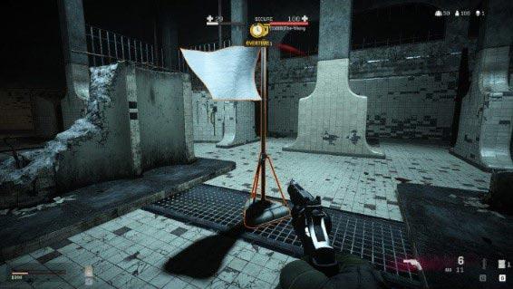 Во время овертайма цель игроков - уничтожить противника или удержать точку, отмеченную флагом