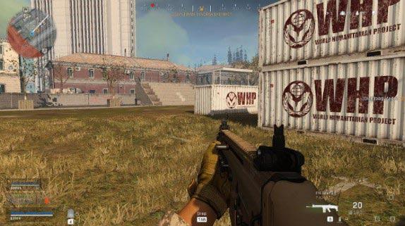 На картинке выше вы можете увидеть качество графики в Call of Duty Warzone после применения вышеупомянутых настроек