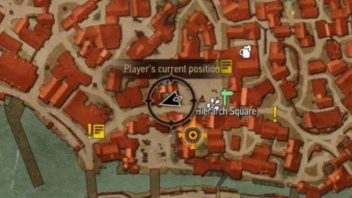 Ведьмак 3 - Где обменять деньги?