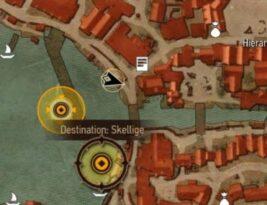 Ведьмак 3 — Как попасть на островов Скеллиге?