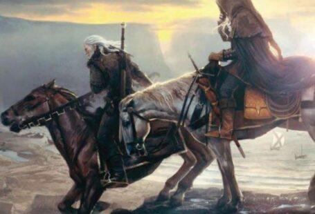 удет ли Геральта, наконец, сопровождать Цири? Это может быть подсказано, например, в этом снимке, в котором был анонсирован Witcher 3
